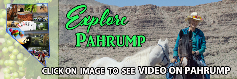 Pahrump-Nevada Your Gateway to Adventure